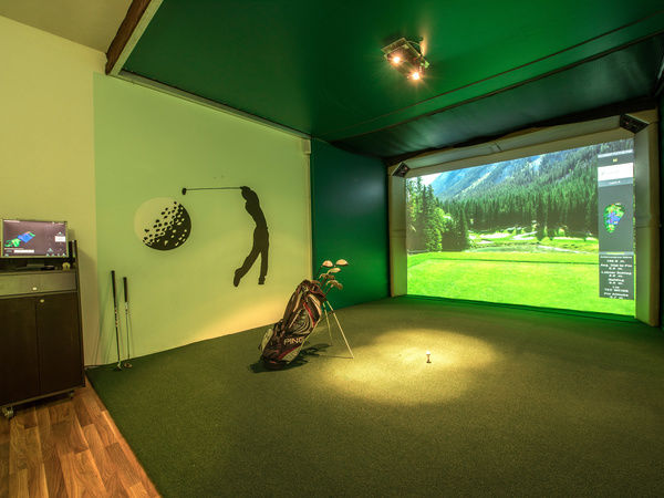 Golf & Golfsimulator